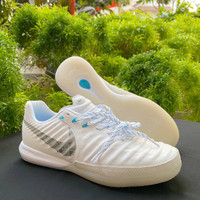 Sepatu Futsal Nike Tiempo X Finalle White IC - Lonaroon