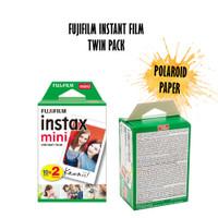 Fujifilm Instax Mini Paper / Paper Polaroid Twin Pack