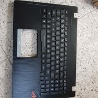 keyboard asus rog gl553 plus frame mulus