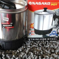 Teko Listrik watt rendah / Mug Pemanas Air/ Electric water heater