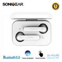SonicGear TWS 3+ Gaming Wireless Bluetooth Earphone - 1 Tahun Garansi
