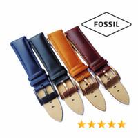 Strap Jam Tangan Tali Jam Fossil Tali Kulit Asli 22mm Quick Release