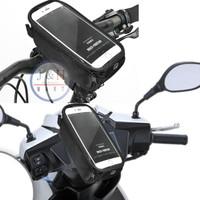 phone Holder HP Waterproof Motor dan Sepeda Anti Air Gojek Grab Layar