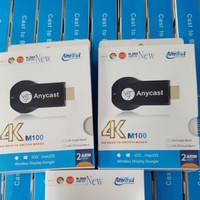 Anycast M100 4K HD Wifi Display TV Dongle Wireless HDMI Dongle Ezcast