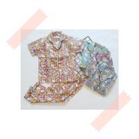 Baju anak perempuan piyama hello kitty naomi katun