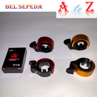bel sepeda ring/klakson cincin/invisible bel sepeda