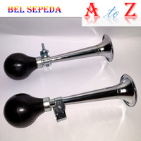 bel sepeda terompet/klakson trompet es/bel sepeda corong