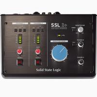 solid state logic ssl2+ audio interface