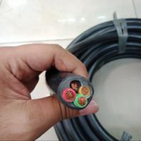 Kabel Power Serabut NYYHY 4 x 25 mm SUPREME Potongan / Meteran