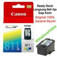 Cartridge Canon CL 811 Printer IP2770 MP258 MP276 MP296 MP496 MX328