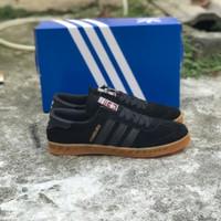 Sepatu Adidas Hamburg black