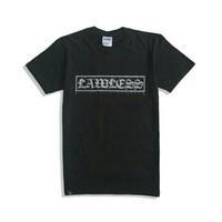 Lawless T Shirt Black Metal