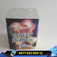 Kembang Api TOP Cake Streetfighter 16 shots 0.8 inch