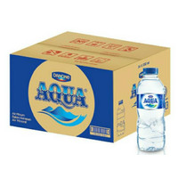 Aqua Botol Mini 330 ML