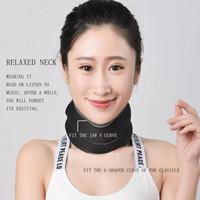 Neck Support Terapi Alat Penyangga Leher Penegak Leher Cervical BANTAL