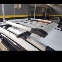 roof rak bagasi atas mobil terios+ cros bar