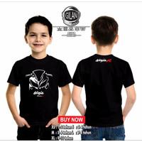 Kaos Baju Anak Motor NINJA 250 R Kaos Anak Otomotif - Gilan Cloth