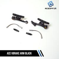 ACE VBRAKE SHORT ARM BLACK