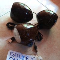 lampu sepeda onthel bathok tempurung kelapa bosch mika led usb sadel