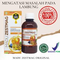 Madu Zestmag lambung asli obat Maag GERD Pencernaan zestmagh Original