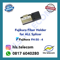Fiber Holder Fujikura FH-50-4