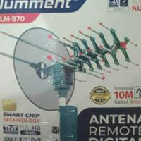 ANTENA TV REMOT DIGITAL LUMMENT LM-870