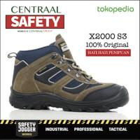 SEPATU SAFETY JOGGER X2000 S3 - 40