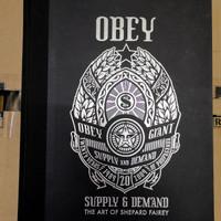 Original Obey Book: Supply & Demand: The Art of Shepard Fairey