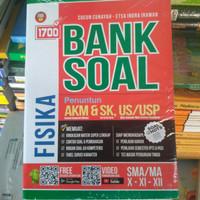 BUKU 1700 BANK SOAL FISIKA UNTUK SMA KLS 10 11 12