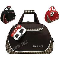 Tas Travel Bag Tas Traveling Polo Multi Warna Tas Pakaian Tas Baju 024