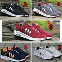 Sepatu Adidas EQT Running Abu Hitam