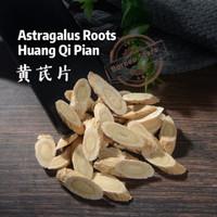 Astragalus Roots / Huang Qi Pian 黄芪片