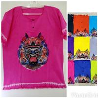 Baju Barong Bali Dewasa Pria Wanita Unisex / Kaos Barong Bali Dewasa