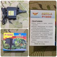 AQUILA P1800 P-1800 POMPA CELUP POWER HEAD AQUARIUM