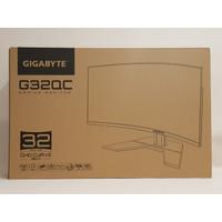 Gigabyte AORUS G32QC 32 LED CURVE Gaming Monitor Garansi Resmi