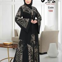 Abaya Wanita Fashion Original Mesir Promo Mewah