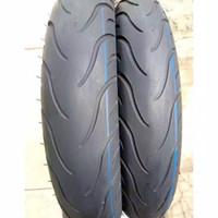 BAN motor merk Michelin sepasang ukuran 100/80 90/90 ring 14