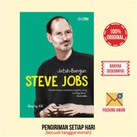 Buku Biografi Motivasi Jatuh Bangun Steve Jobs