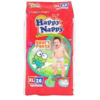 HAPPY NAPPY Smart Pants Popok Celana XL 26