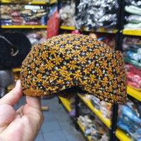 Blangkon Truntum Solo // Blankon Adat Jawa