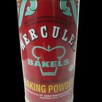 baking powder hercules 450 gr   hercules bakels