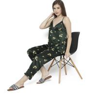 Sweetdreamsleepwears- TANKTOP CHERRY piyama panjang set/piyama wanit