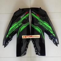fairing set kanan kiri ninja rr mono ninja 250SL hijau