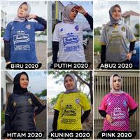 Baju kaos jersey arema fc Liga 1 gojek 2018 baru terbaru murah home