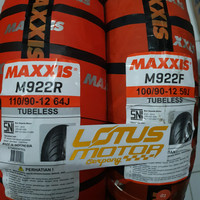 Ban Maxxis 100/90-12 &110/90-12 motor Scoopy New