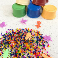 Paket Waterbeads - Sensory Play Water Beads Hidrogel - Growing animal
