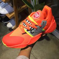 Sepatu basket original adidas harden vol 4 playoff bnib