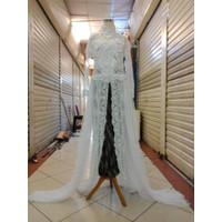 Dijual baju AKAD Dabel tile motif baru Murah