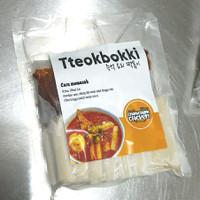 tteokbokki set home made buatan orang korea