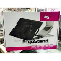 Kipas Laptop Ergostand Cooling Pad Ergostand Cooling Fan Ergo stand